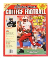 1994 Sporting News College Football Yearbook Nebraska Cornhuskers, Nebraska One of a Kind, Huskers One of a Kind, Nebraska 1996 Sports Illustrated College Football issue, Huskers 1996 Sports Illustrated College Football issue