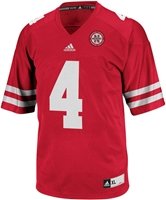 2014 Adidas #4 Replica Football Jersey Nebraska Cornhuskers, Nebraska  Mens Jerseys, Huskers  Mens Jerseys, Nebraska  Mens Jerseys  , Huskers  Mens Jerseys  , Nebraska Adidas #4 Replica Football Jersey, Huskers Adidas #4 Replica Football Jersey