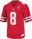 2014 Adidas #8 Replica Football Jersey Nebraska Cornhuskers, Nebraska  Mens Jerseys, Huskers  Mens Jerseys, Nebraska  Mens Jerseys  , Huskers  Mens Jerseys  , Nebraska Adidas #8 Replica Football Jersey, Huskers Adidas #8 Replica Football Jersey