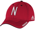 2014 Adidas Coach Slouch Red Hat Nebraska Cornhuskers, Nebraska  Mens Hats, Huskers  Mens Hats, Nebraska  Mens Hats, Huskers  Mens Hats, Nebraska 2014 Adidas Coach Slouch Red Hat, Huskers 2014 Adidas Coach Slouch Red Hat