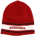 2014 Adidas Coached Cuffless Knit Hat Nebraska Cornhuskers, Nebraska  Mens Hats, Huskers  Mens Hats, Nebraska  Mens Hats, Huskers  Mens Hats, Nebraska  Mens, Huskers  Mens, Nebraska 2014 Adidas Coached Cuffless Knit Hat, Huskers 2014 Adidas Coached Cuffless Knit Hat