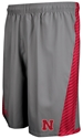 2014 Adidas Grey Sideline Shorts Nebraska Cornhuskers, Nebraska  Mens Shorts & Pants, Huskers  Mens Shorts & Pants, Nebraska Shorts & Pants , Huskers Shorts & Pants , Nebraska Adidas Grey Sideline Shorts, Huskers Adidas Grey Sideline Shorts