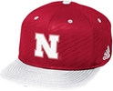 2014 Adidas Red/White Player Snapback Hat Nebraska Cornhuskers, Nebraska  Mens Hats, Huskers  Mens Hats, Nebraska  Mens Hats, Huskers  Mens Hats, Nebraska 2014 Adidas  Husker Player Snapback Hat, Huskers 2014 Adidas  Husker Player Snapback Hat