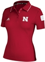 2014 Adidas Red Womens Climalite Sideline Polo Nebraska Cornhuskers, Nebraska  Ladies Tops, Huskers  Ladies Tops, Nebraska Polos, Huskers Polos, Nebraska  Ladies Tops, Huskers  Ladies Tops, Nebraska Adidas Red Womens Climalite Sideline Polo, Huskers Adidas Red Womens Climalite Sideline Polo