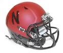 2014 Alternate Mini Helmet Nebraska Cornhuskers, Nebraska Collectibles, Huskers Collectibles, Nebraska 2014 Alternate Mini Helmet, Huskers 2014 Alternate Mini Helmet