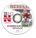 2014 Nebraska vs Michigan St. DVD Nebraska Cornhuskers, Nebraska  2014 Season, Huskers  2014 Season, Nebraska  1998 to Present, Huskers  1998 to Present, Nebraska  Show All DVDs, Huskers  Show All DVDs, Nebraska 2014 Nebraska vs Michigan St. DVD, Huskers 2014 Nebraska vs Michigan St. DVD