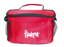 6 Can Insulated Huskers Bag Nebraska Cornhuskers, Nebraska  Tailgating, Huskers  Tailgating, Nebraska  Kitchen & Glassware, Huskers  Kitchen & Glassware, Nebraska 6 Can Insulated Husker Bag, Huskers 6 Can Insulated Husker Bag
