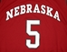 Adidas Huskers Champ B-Ball Jersey #5 - AS-87785