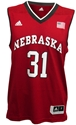 ADIDAS Huskers B-Ball Champ Jersey #31 Nebraska Cornhuskers, Nebraska  Mens Jerseys, Huskers  Mens Jerseys, Nebraska  Mens Jerseys, Huskers  Mens Jerseys, Nebraska  Basketball, Huskers  Basketball, Nebraska ADIDAS Red Basketball Jersey #5, Huskers ADIDAS Red Basketball Jersey #5