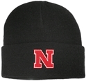 Adidas Basic Cuffed Black Knit Hat Nebraska Cornhuskers, Nebraska  Mens Hats, Huskers  Mens Hats, Nebraska  Mens Hats, Huskers  Mens Hats, Nebraska  Mens, Huskers  Mens, Nebraska Adidas Basic Cuffed Black Knit Hate, Huskers Adidas Basic Cuffed Black Knit Hate