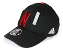 Adidas Black Skinny N Adjustable Slouch Nebraska Cornhuskers, Nebraska  Mens Hats, Huskers  Mens Hats, Nebraska  Mens Hats, Huskers  Mens Hats, Nebraska Adidas Black Skinny N Adjustable Slouch, Huskers Adidas Black Skinny N Adjustable Slouch