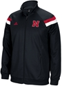 Adidas Black Warm- Up Jacket Nebraska Cornhuskers, Nebraska  Mens Outerwear, Huskers  Mens Outerwear, Nebraska  Mens, Huskers  Mens, Nebraska  Zippered , Huskers  Zippered , Nebraska Adidas Black Warm- Up Jacket, Huskers Adidas Black Warm- Up Jacket