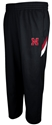 Adidas Black Warm-Up Pant Nebraska Cornhuskers, Nebraska Shorts & Pants, Huskers Shorts & Pants, Nebraska  Mens, Huskers  Mens, Nebraska  Mens Shorts & Pants, Huskers  Mens Shorts & Pants, Nebraska Adidas Black Warm-Up Pant , Huskers Adidas Black Warm-Up Pant