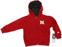Adidas Childrens Full Zip Husker Hoodie Nebraska Cornhuskers, Nebraska  Infant, Huskers  Infant, Nebraska  Kids, Huskers  Kids, Nebraska  Hoodies, Huskers  Hoodies, Nebraska  Kids, Huskers  Kids, Nebraska Adidas Childrens Full Zip Husker Hoodie, Huskers Adidas Childrens Full Zip Husker Hoodie
