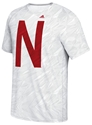 Adidas Chromoflage Nebraska Ultimate Tee Nebraska Cornhuskers, Nebraska  Mens T-Shirts, Huskers  Mens T-Shirts, Nebraska  Mens, Huskers  Mens, Nebraska  Short Sleeve, Huskers  Short Sleeve, Nebraska Adidas Chromoflage Nebraska Ultimate Tee, Huskers Adidas Chromoflage Nebraska Ultimate Tee