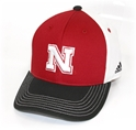 Adidas Colorblock Adjustable Hat Nebraska Cornhuskers, Nebraska  Childrens, Huskers  Childrens, Nebraska  Kids Hats, Huskers  Kids Hats, Nebraska Adidas Colorblock Adjustable Hat, Huskers Adidas Colorblock Adjustable Hat