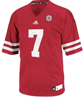 Adidas Frost #7 Custom Styled Home Jersey Nebraska Cornhuskers, Nebraska  Mens Jerseys, Huskers  Mens Jerseys, Nebraska  Mens Jerseys, Huskers  Mens Jerseys, Nebraska  Customized Jerseys  , Huskers  Customized Jerseys  , Nebraska Adidas Blank Replica Football Jersey, Huskers Adidas Blank Replica Football Jersey