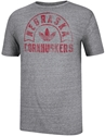 Adidas Grey Old School Cornhusker Tee Nebraska Cornhuskers, Nebraska  Mens T-Shirts, Huskers  Mens T-Shirts, Nebraska  Mens, Huskers  Mens, Nebraska  Short Sleeve   , Huskers  Short Sleeve   , Nebraska Adidas Grey Old School Tee, Huskers Adidas Grey Old School Tee