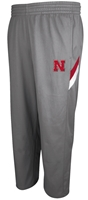 Adidas Husker Grey Warm-Up Pant Nebraska Cornhuskers, Nebraska Shorts & Pants, Huskers Shorts & Pants, Nebraska  Mens, Huskers  Mens, Nebraska  Mens Shorts & Pants, Huskers  Mens Shorts & Pants, Nebraska Adidas Grey Warm-Up Pant, Huskers Adidas Grey Warm-Up Pant