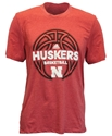 Adidas Heathered Aeroknit Huskers Basketball Tee Nebraska Cornhuskers, Nebraska  Mens, Huskers  Mens, Nebraska  Short Sleeve, Huskers  Short Sleeve, Nebraska  Mens T-Shirts, Huskers  Mens T-Shirts, Nebraska  Basketball, Huskers  Basketball, Nebraska Adidas Heathered Aeroknit Huskers Basketball Tee, Huskers Adidas Heathered Aeroknit Huskers Basketball Tee