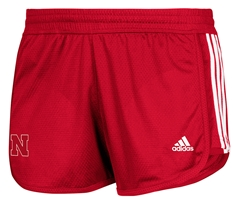Adidas Husker 3 Stripe Life Short Nebraska Cornhuskers, Nebraska  Shorts, Pants & Skirts, Huskers  Shorts, Pants & Skirts, Nebraska Shorts & Pants, Huskers Shorts & Pants, Nebraska Adidas W Red 3 Stripe Short, Huskers Adidas W Red 3 Stripe Short