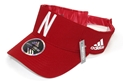 Adidas Husker Red Skinny N Adjustable Visor Nebraska Cornhuskers, Nebraska  Mens Hats, Huskers  Mens Hats, Nebraska  Mens Hats, Huskers  Mens Hats, Nebraska Adidas Husker Red Skinny N Adjustable Visor, Huskers Adidas Husker Red Skinny N Adjustable Visor