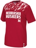 Adidas Husker Shock Energy Performance Crew - Red - AP-82004
