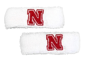Adidas Husker Sweat Bands Nebraska Cornhuskers, Nebraska  Mens, Huskers  Mens, Nebraska  Ladies, Huskers  Ladies, Nebraska  Ladies Accessories, Huskers  Ladies Accessories, Nebraska  Mens Accessories, Huskers  Mens Accessories, Nebraska  Watches Bands & Buckles, Huskers  Watches Bands & Buckles, Nebraska Adidas 1 In. Band, Huskers Adidas 1 In. Band