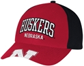 Adidas Huskers/Black Structured Adjustable Nebraska Cornhuskers, Nebraska  Mens Hats, Huskers  Mens Hats, Nebraska  Mens Hats, Huskers  Mens Hats, Nebraska Adidas Huskers/Black Structured Adjustable, Huskers Adidas Huskers/Black Structured Adjustable