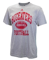 Adidas Huskers Bugeaters Football Triblend Nebraska Cornhuskers, Nebraska  Mens T-Shirts, Huskers  Mens T-Shirts, Nebraska  Mens, Huskers  Mens, Nebraska  Short Sleeve, Huskers  Short Sleeve, Nebraska Adidas Huskers Bugeaters Football Triblend, Huskers Adidas Huskers Bugeaters Football Triblend