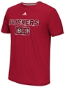 Adidas Huskers Diamond Performance Tee Nebraska Cornhuskers, Nebraska  Mens T-Shirts, Huskers  Mens T-Shirts, Nebraska  Mens, Huskers  Mens, Nebraska  Short Sleeve, Huskers  Short Sleeve, Nebraska Adidas Huskers Diamond Performance Tee, Huskers Adidas Huskers Diamond Performance Tee