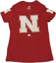 Adidas Huskers Girls Team Tee Nebraska Cornhuskers, Nebraska  Other Sports, Huskers  Other Sports, Nebraska  Short Sleeve, Huskers  Short Sleeve, Nebraska  Kids, Huskers  Kids, Nebraska  Youth   , Huskers  Youth   , Nebraska Adidas Huskers Girls Team Tee, Huskers Adidas Huskers Girls Team Tee