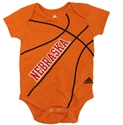 Adidas Huskers Infant Basketball Onesie Nebraska Cornhuskers, Nebraska  Infant, Huskers  Infant, Nebraska  Basketball, Huskers  Basketball, Nebraska  Short Sleeve, Huskers  Short Sleeve, Nebraska  Kids, Huskers  Kids, Nebraska Adidas Huskers Infant Basketball Onesie, Huskers Adidas Huskers Infant Basketball Onesie