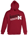 Adidas Huskers Little Guy Hoodie Nebraska Cornhuskers, Nebraska  Childrens, Huskers  Childrens, Nebraska  Kids, Huskers  Kids, Nebraska Adidas Huskers Little Guy Hoodie, Huskers Adidas Huskers Little Guy Hoodie