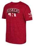 Adidas Huskers Location Triblend Tee Nebraska Cornhuskers, Nebraska  Mens T-Shirts, Huskers  Mens T-Shirts, Nebraska  Mens, Huskers  Mens, Nebraska  Short Sleeve, Huskers  Short Sleeve, Nebraska Adidas Huskers Location Triblend Tee, Huskers Adidas Huskers Location Triblend Tee