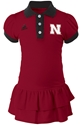 Adidas Huskers Prep Fan Polo Dress Nebraska Cornhuskers, Nebraska  Infant, Huskers  Infant, Nebraska  Childrens, Huskers  Childrens, Nebraska  Shorts, Pants & Skirts, Huskers  Shorts, Pants & Skirts, Nebraska Adidas Huskers Prep Fan Polo Dress, Huskers Adidas Huskers Prep Fan Polo Dress