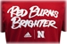Adidas Huskers Red Burns Brighter Tee - AT-B7520