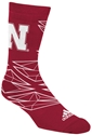 Adidas Huskers Volume Sock Nebraska Cornhuskers, Nebraska  Ladies Underwear & PJs, Huskers  Ladies Underwear & PJs, Nebraska  Mens Underwear & PJs, Huskers  Mens Underwear & PJs, Nebraska  Footwear, Huskers  Footwear, Nebraska Adidas Huskers Volume Sock, Huskers Adidas Huskers Volume Sock
