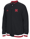 Adidas Iron N Anthem Warm-Up Jacket Nebraska Cornhuskers, Nebraska  Mens, Huskers  Mens, Nebraska  Mens Outerwear, Huskers  Mens Outerwear, Nebraska Adidas Iron N Anthem Warm-Up Jacket, Huskers Adidas Iron N Anthem Warm-Up Jacket