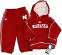 Adidas Kids Hoodie and Pant Set Nebraska Cornhuskers, Nebraska  Infant, Huskers  Infant, Nebraska  Childrens, Huskers  Childrens, Nebraska  Hoodies, Huskers  Hoodies, Nebraska  Kids, Huskers  Kids, Nebraska Shorts & Pants, Huskers Shorts & Pants, Nebraska Adidas Kids Hoodie and Pant Set, Huskers Adidas Kids Hoodie and Pant Set