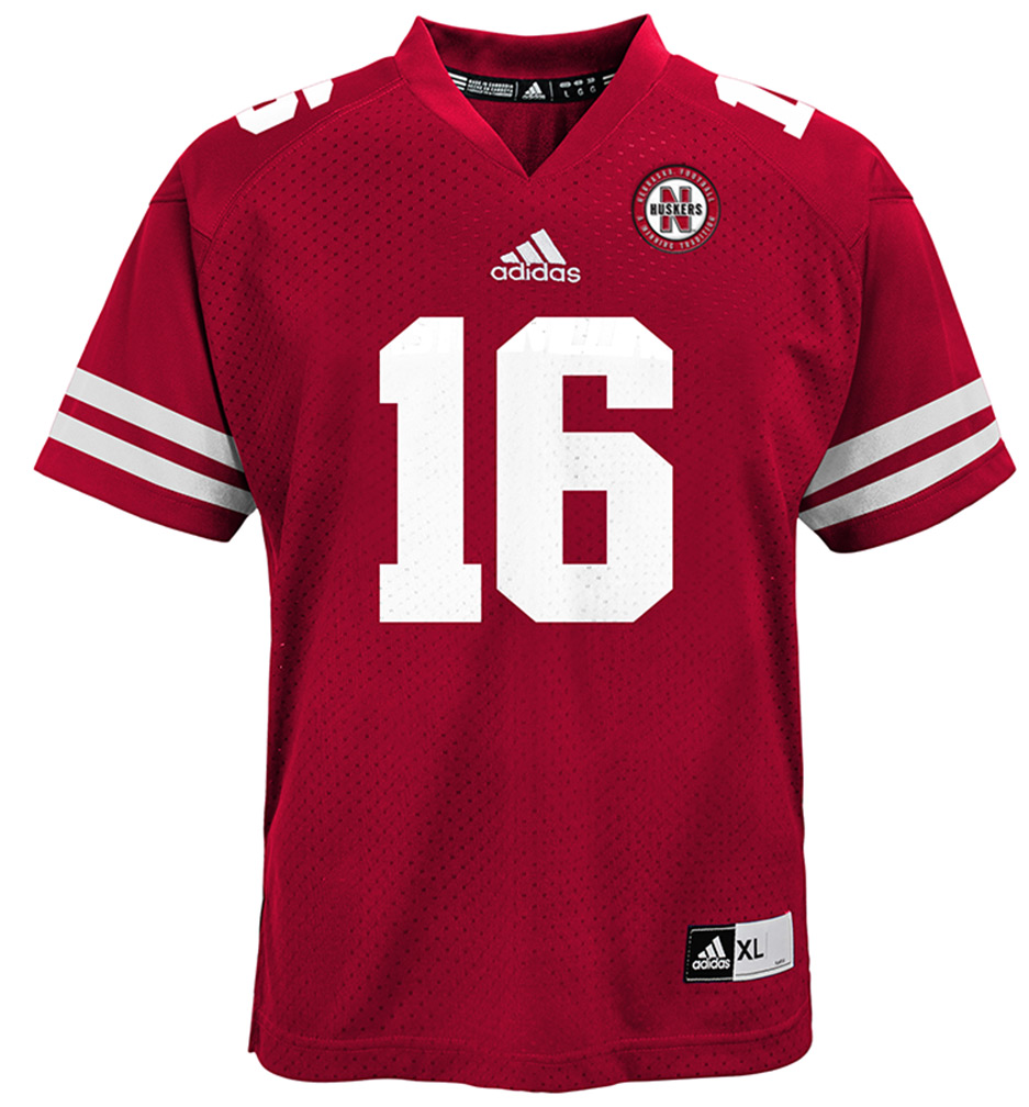 Red Number 16
