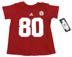 Adidas Kids Husker Jersey Tee Nebraska Cornhuskers, Nebraska  Other Sports, Huskers  Other Sports, Nebraska  Baseball, Huskers  Baseball, Nebraska  Kids Jerseys, Huskers  Kids Jerseys, Nebraska  Short Sleeve, Huskers  Short Sleeve, Nebraska  Kids, Huskers  Kids, Nebraska  Childrens, Huskers  Childrens, Nebraska Adidas Kids Husker Jersey Tee, Huskers Adidas Kids Husker Jersey Tee