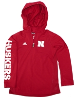 Adidas Kids Nebraska Training Quarter Zip Nebraska Cornhuskers, Nebraska  Childrens, Huskers  Childrens, Nebraska  Kids, Huskers  Kids, Nebraska Adidas Kids Nebraska Training Quarter Zip, Huskers Adidas Kids Nebraska Training Quarter Zip