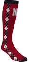 Adidas Knee High Husker Sock Nebraska Cornhuskers, Nebraska  Ladies Accessories, Huskers  Ladies Accessories, Nebraska  Ladies, Huskers  Ladies, Nebraska  Footwear, Huskers  Footwear, Nebraska Adidas Knee High Husker Sock, Huskers Adidas Knee High Husker Sock