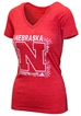 Adidas Ladies Fireworks Tee Huskers - AT-B9880