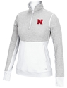 Adidas Ladies Huskers White Quarter Zip Tech Pullover Nebraska Cornhuskers, Nebraska  Ladies Sweatshirts, Huskers  Ladies Sweatshirts, Nebraska  Ladies, Huskers  Ladies, Nebraska  Zippered, Huskers  Zippered, Nebraska  Ladies, Huskers  Ladies, Nebraska  Ladies Outerwear, Huskers  Ladies Outerwear, Nebraska Adidas Ladies Huskers White Quarter Zip Tech Pullover, Huskers Adidas Ladies Huskers White Quarter Zip Tech Pullover