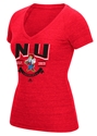 Adidas Ladies NU Herbie VNeck Triblend Nebraska Cornhuskers, Nebraska  Ladies T-Shirts, Huskers  Ladies T-Shirts, Nebraska  Ladies Tops, Huskers  Ladies Tops, Nebraska  Ladies, Huskers  Ladies, Nebraska  Short Sleeve, Huskers  Short Sleeve, Nebraska Adidas Ladies NU Herbie VNeck Triblend, Huskers Adidas Ladies NU Herbie VNeck Triblend