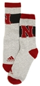 Adidas Mens Heathered Gray Socks Nebraska Cornhuskers, Nebraska  Mens Underwear & PJs, Huskers  Mens Underwear & PJs, Nebraska  Mens Accessories, Huskers  Mens Accessories, Nebraska  Underwear & PJs, Huskers  Underwear & PJs, Nebraska  Footwear, Huskers  Footwear, Nebraska Adidas Mens Heathered Gray Socks, Huskers Adidas Mens Heathered Gray Socks
