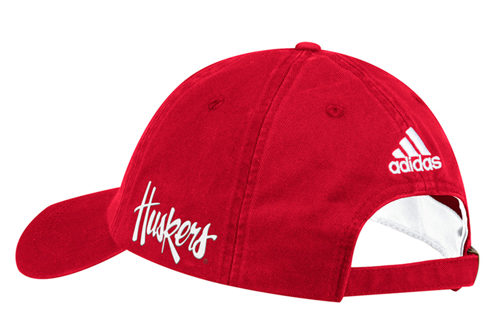b0ff24a38b0a2 ... Adidas N Huskers Dad Cap - HT-B3637