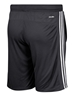 Adidas Nebraska 3 Stripe Knit Short - AH-B3001